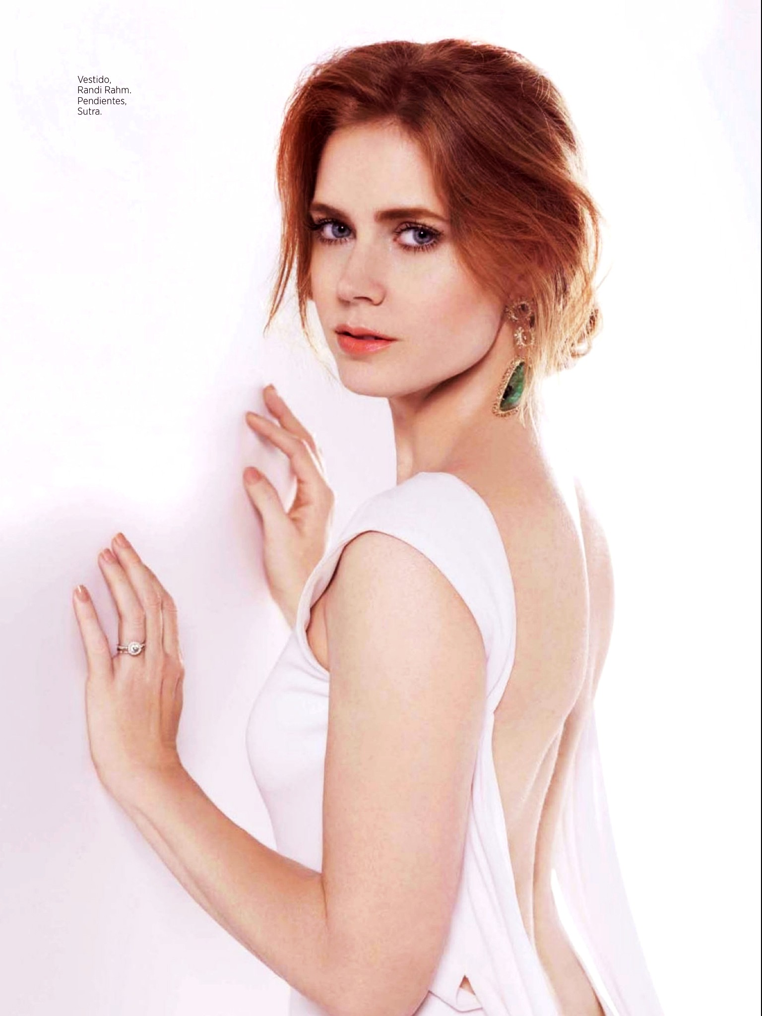 Amy Adams Harper's Bazaar