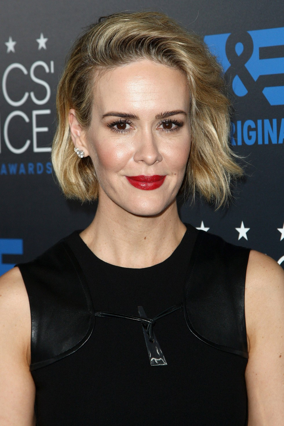 Sarah Paulson Critics Choice Awards