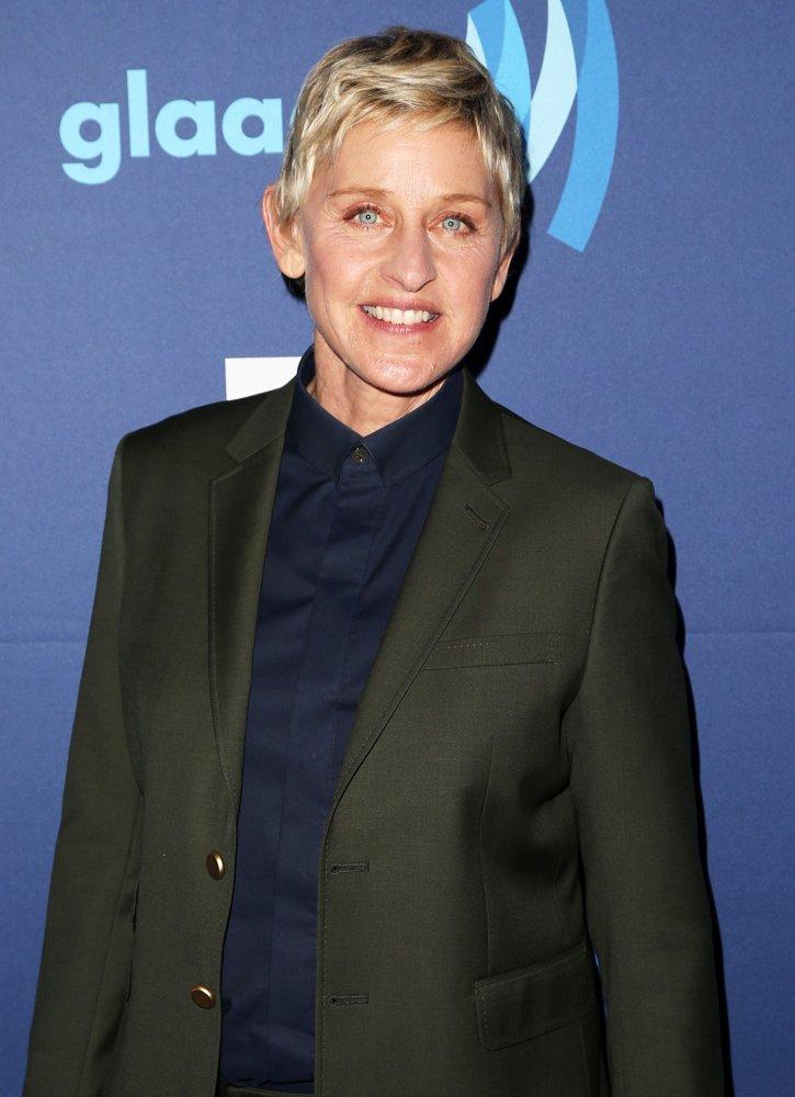 Ellen DeGeneres GLAAD Awards