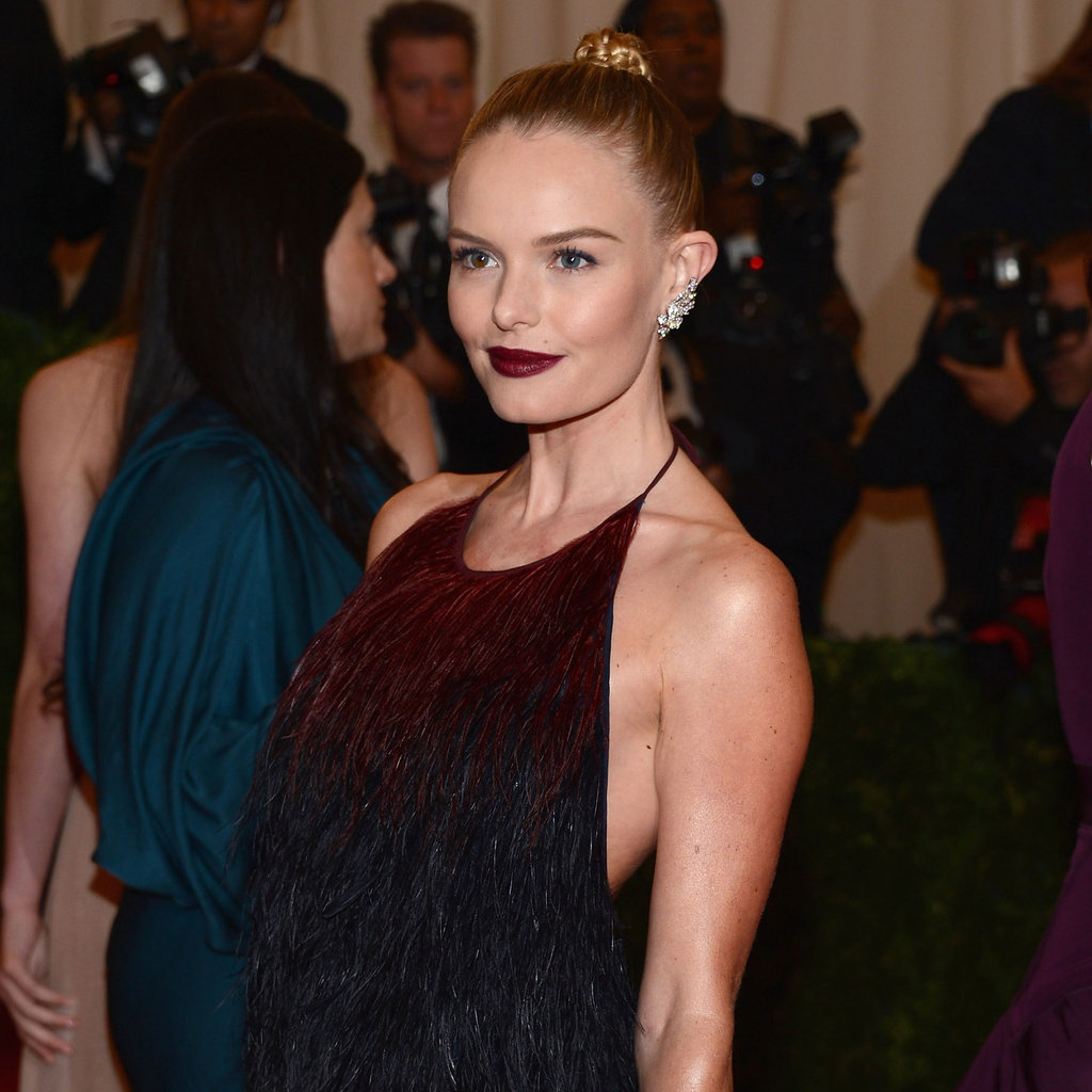 Kate Bosworth Met Ball 2012