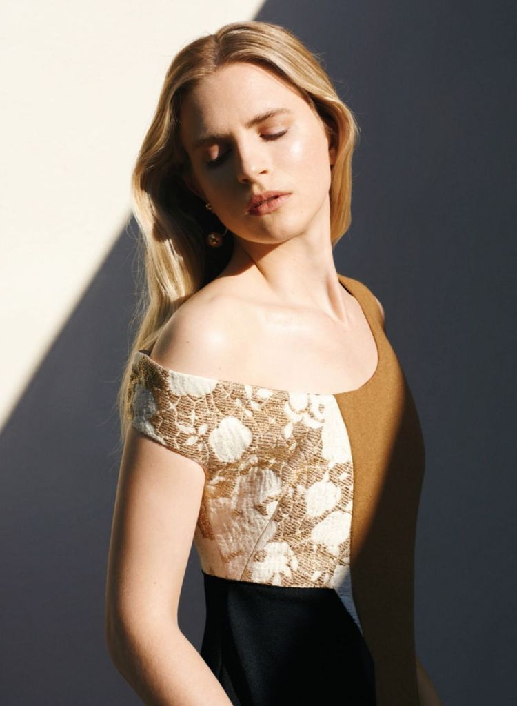 Brit Marling InStyle 2015