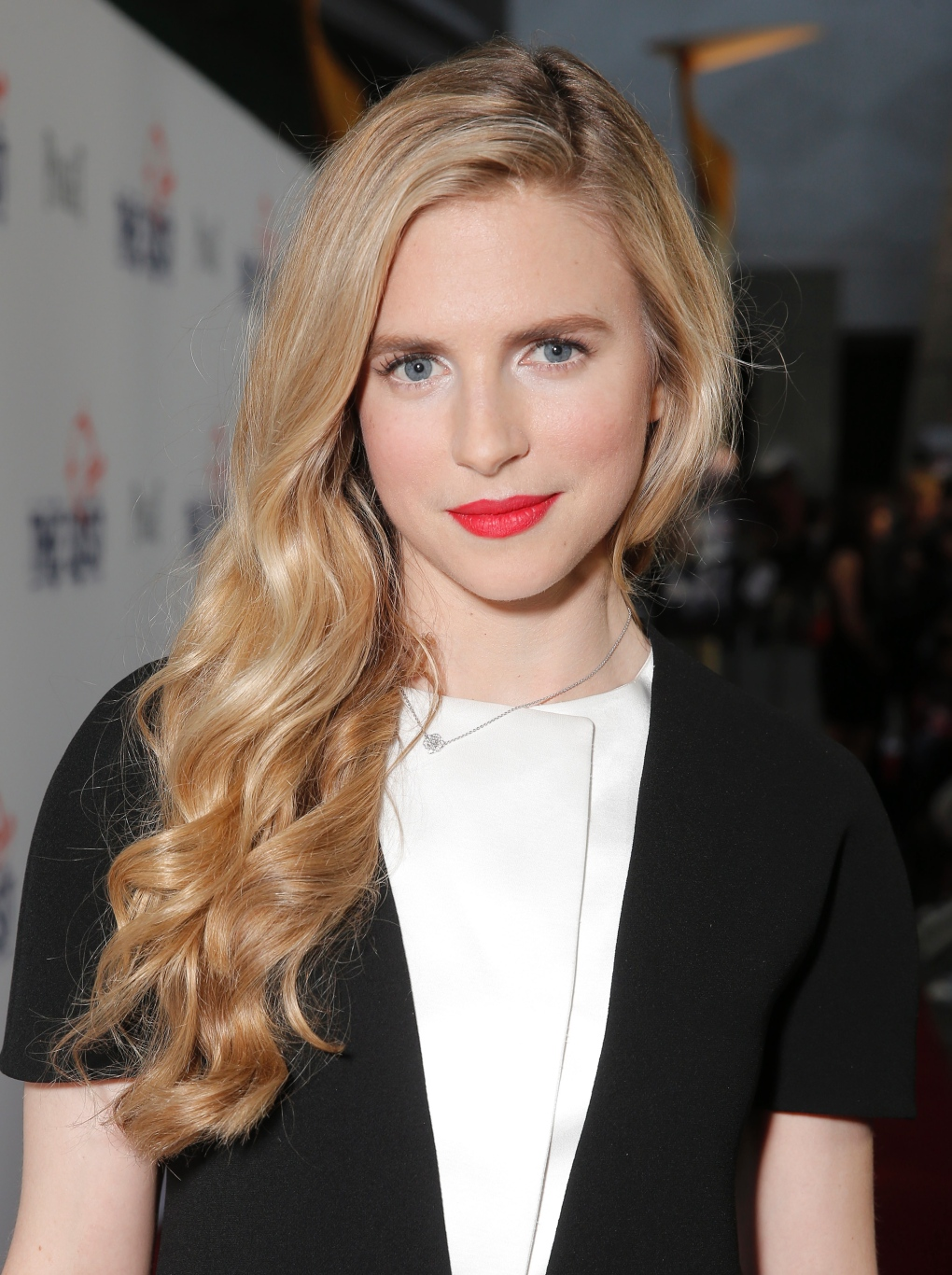 Brit Marling East Premiere