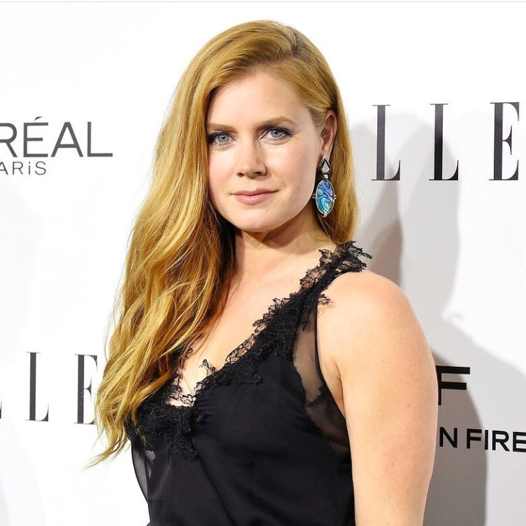 Amy Adams – Elle Red Carpet