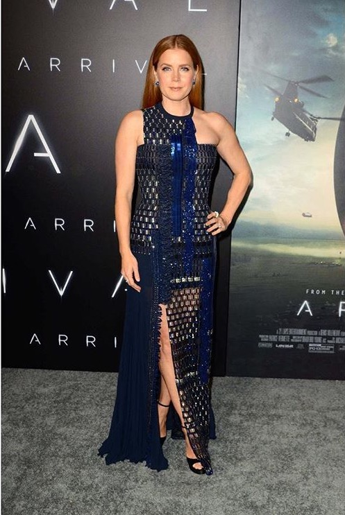 Arrival – Red Carpet