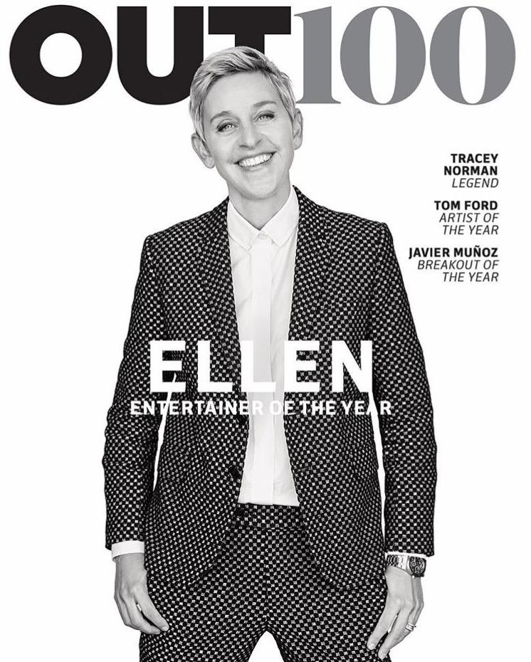 Ellen Degeneres – Out 100
