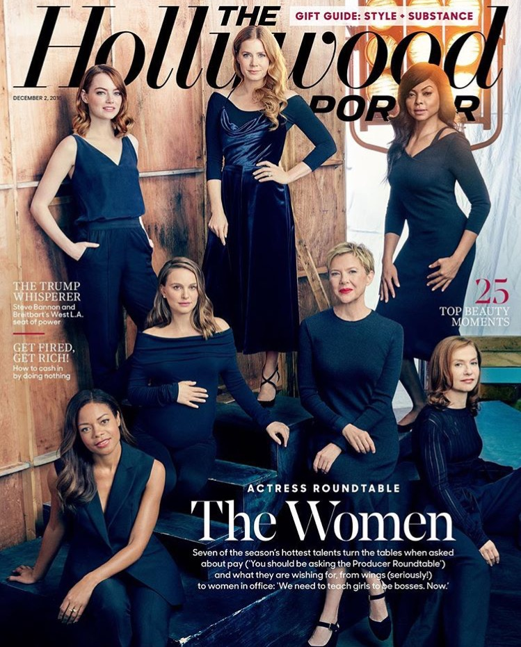 The Hollywood Reporter – Amy Adams
