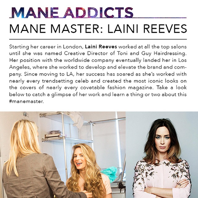 Mane Addicts – Emily Blunt