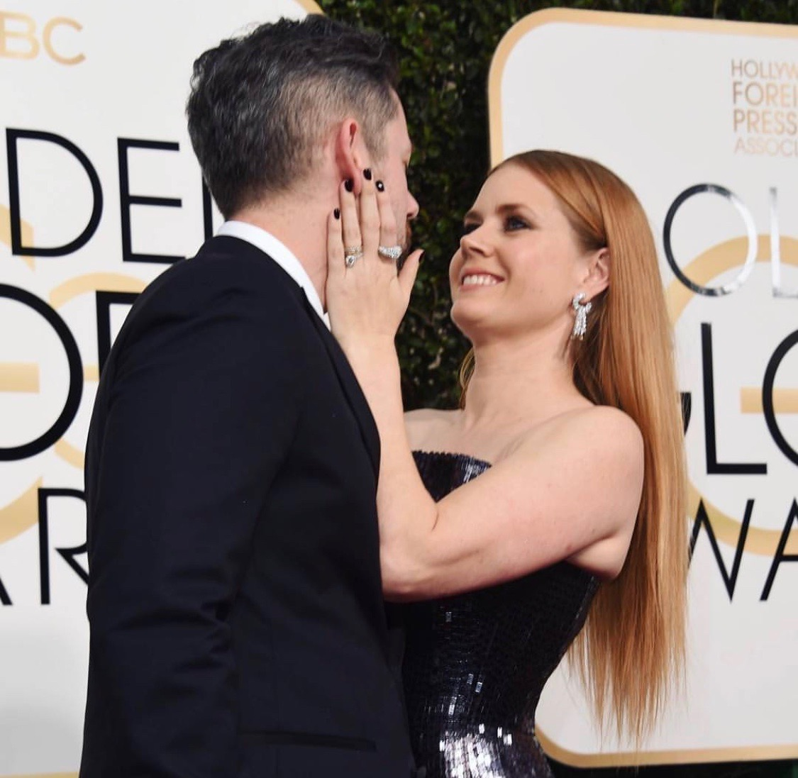 Amy Adams Golden Globes 2017
