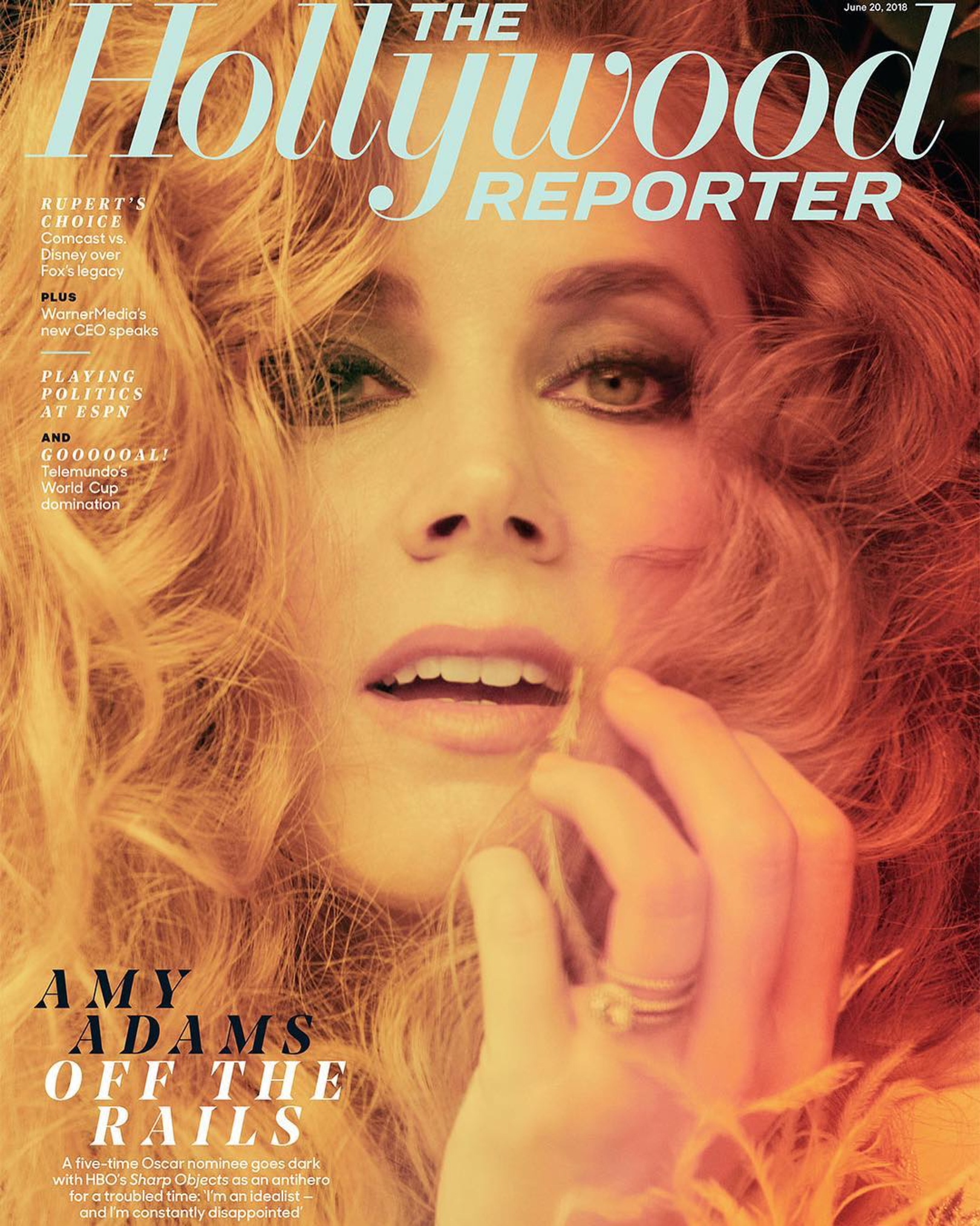 Amy Adams | The Hollywood Reporter