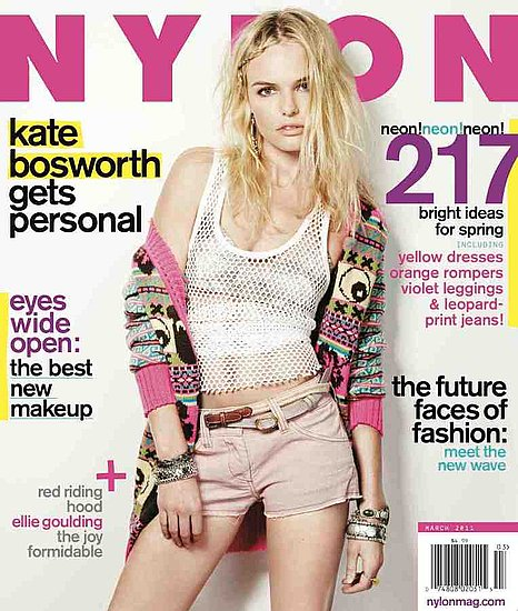 Kate Bosworth: Nylon