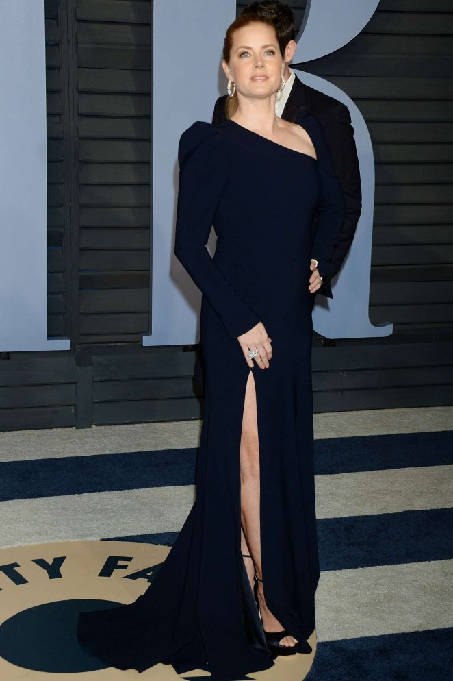 Amy Adams: 2018 Vanity Fair Oscar Party