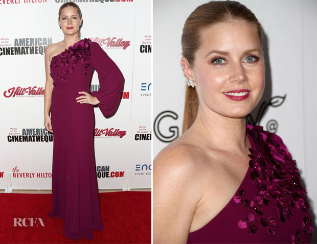Amy Adams American Cinematheque Awards Gala