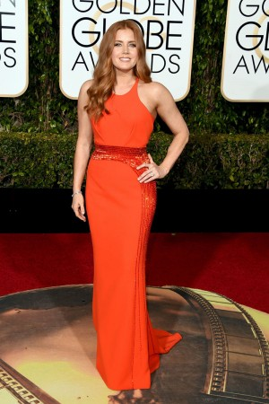 Amy Adams: Golden Globe Awards