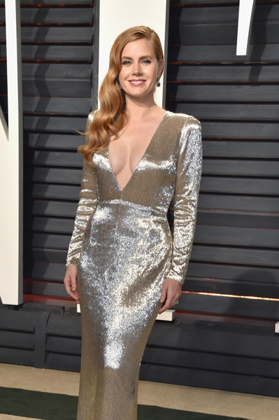 Amy Adams: 2017 Vanity Fair Oscar Party