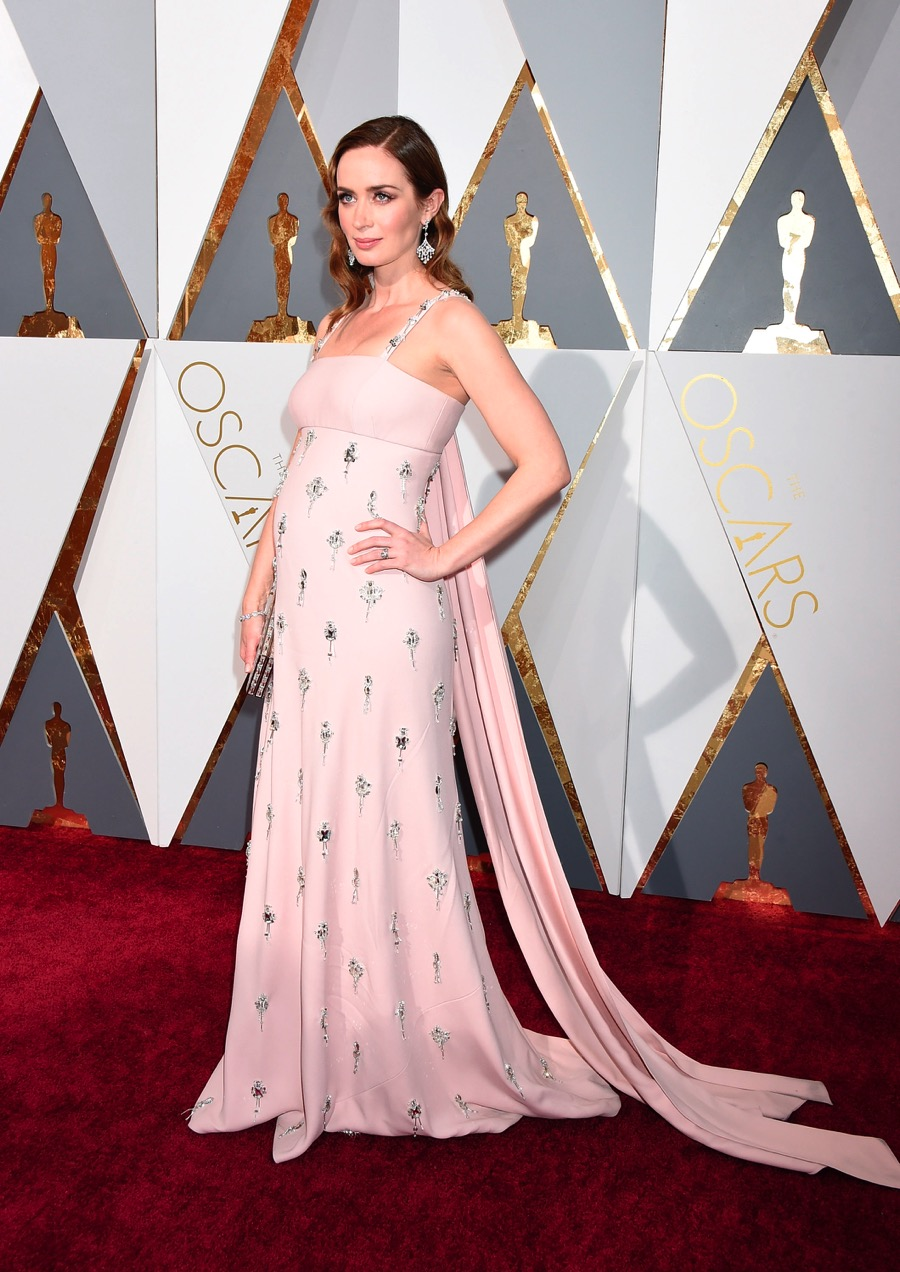 Emily Blunt: 88th Annual Academy Awards
