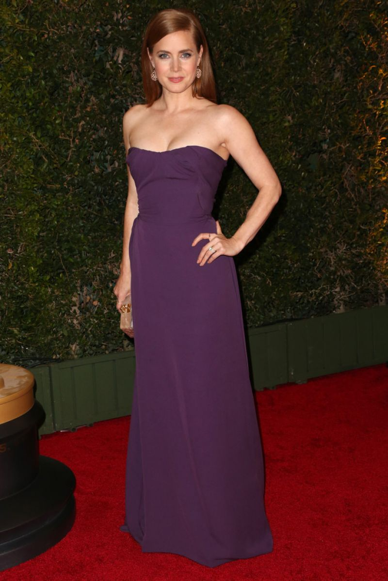 Amy Adams: 2013 Governors Awards Red Carpet