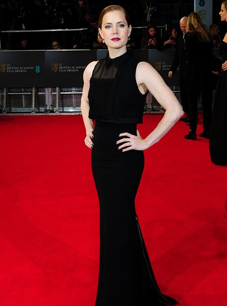 Amy Adams: 2014 BAFTAS Red Carpet 2014