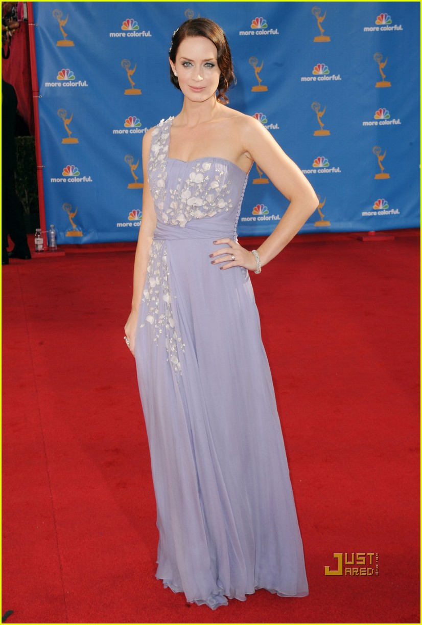 Emily Blunt: 62nd Annual Primetime Emmy Awards – Arrivals