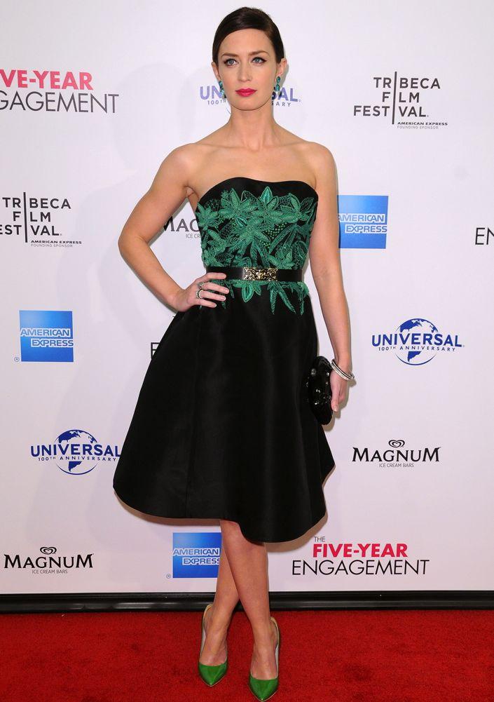 Emily Blunt: Tribeca Film Festival