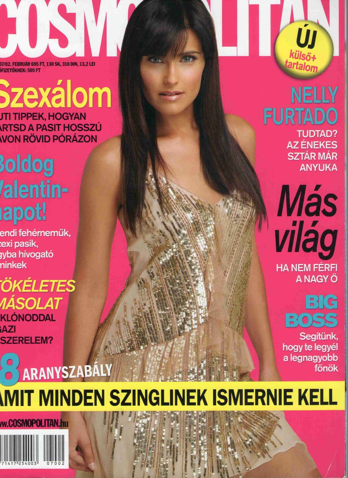 Nelly Furtado: Cosmopolitan