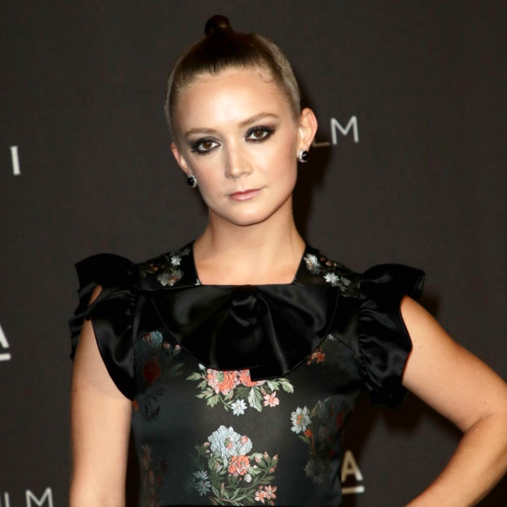 Billie Lourd at the 2018 LACMA Gala