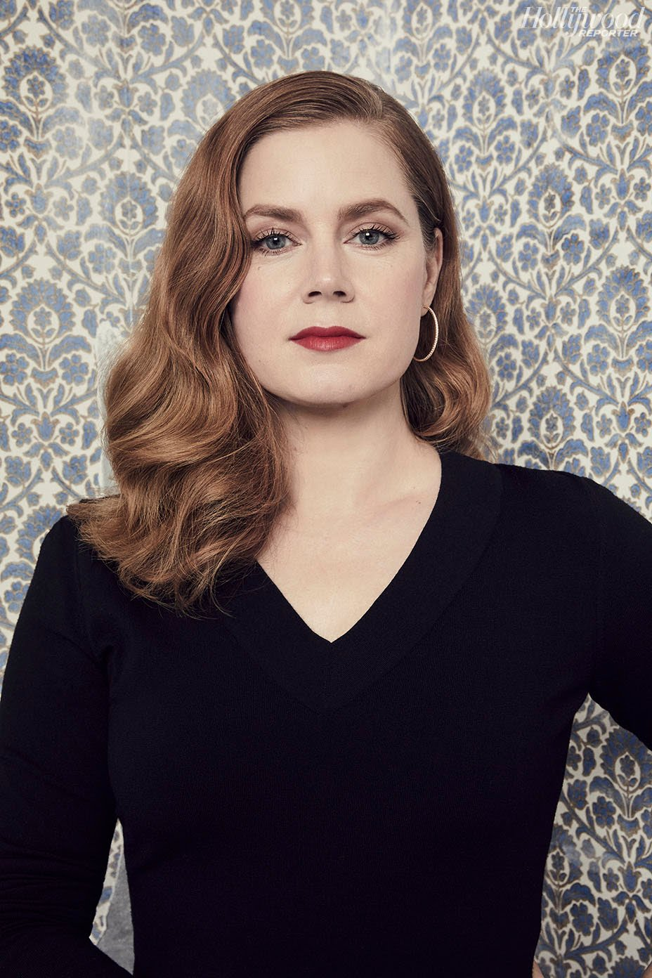 Amy Adams – The Hollywood Reporter 2018