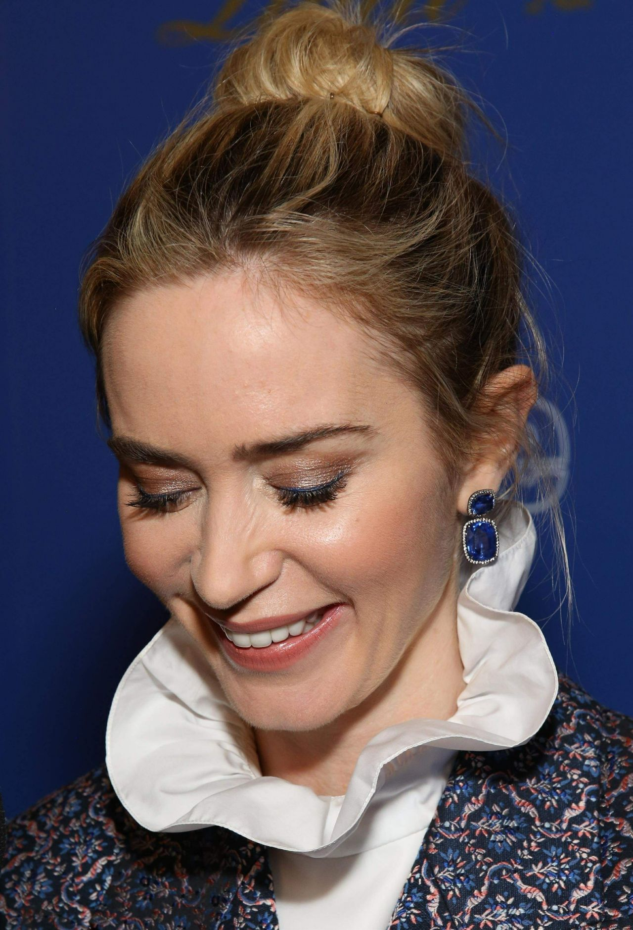 Emily Blunt at the New York Premiere of Mary Poppins Returns