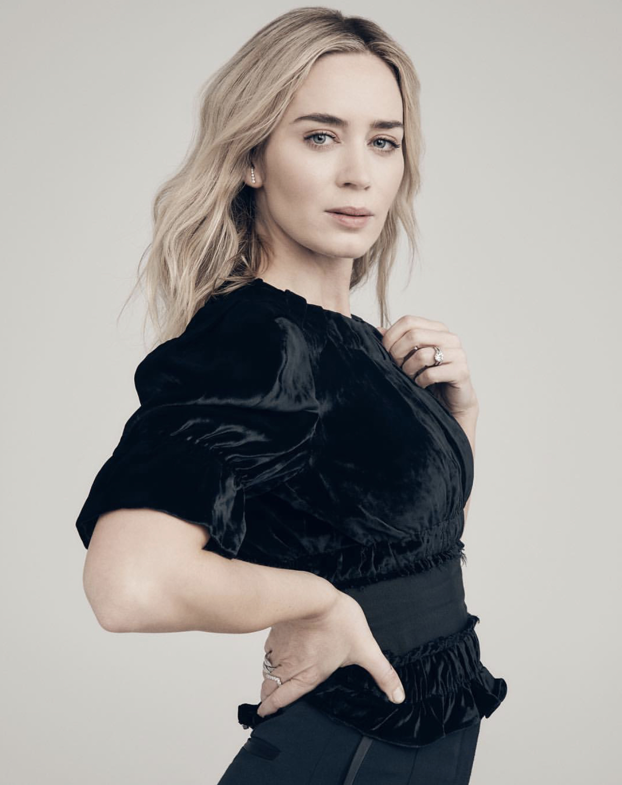 Emily Blunt for Variety 2018