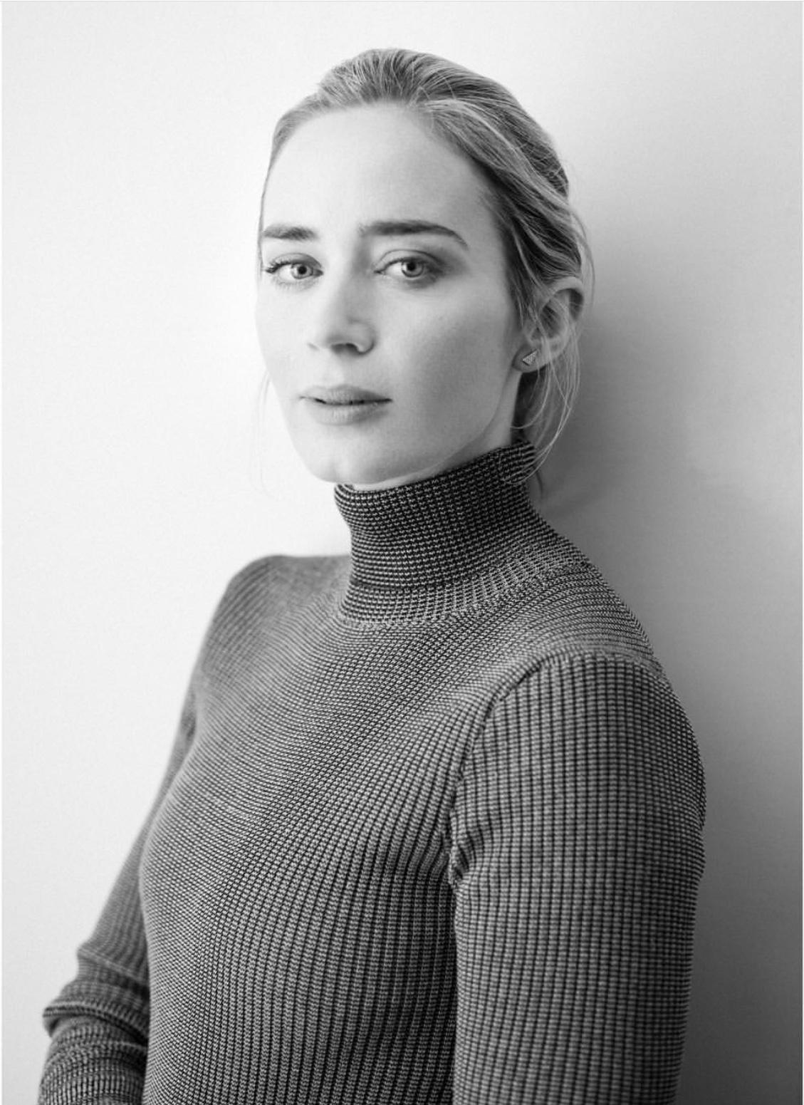 Emily Blunt for the NY Times timesTalks 2018