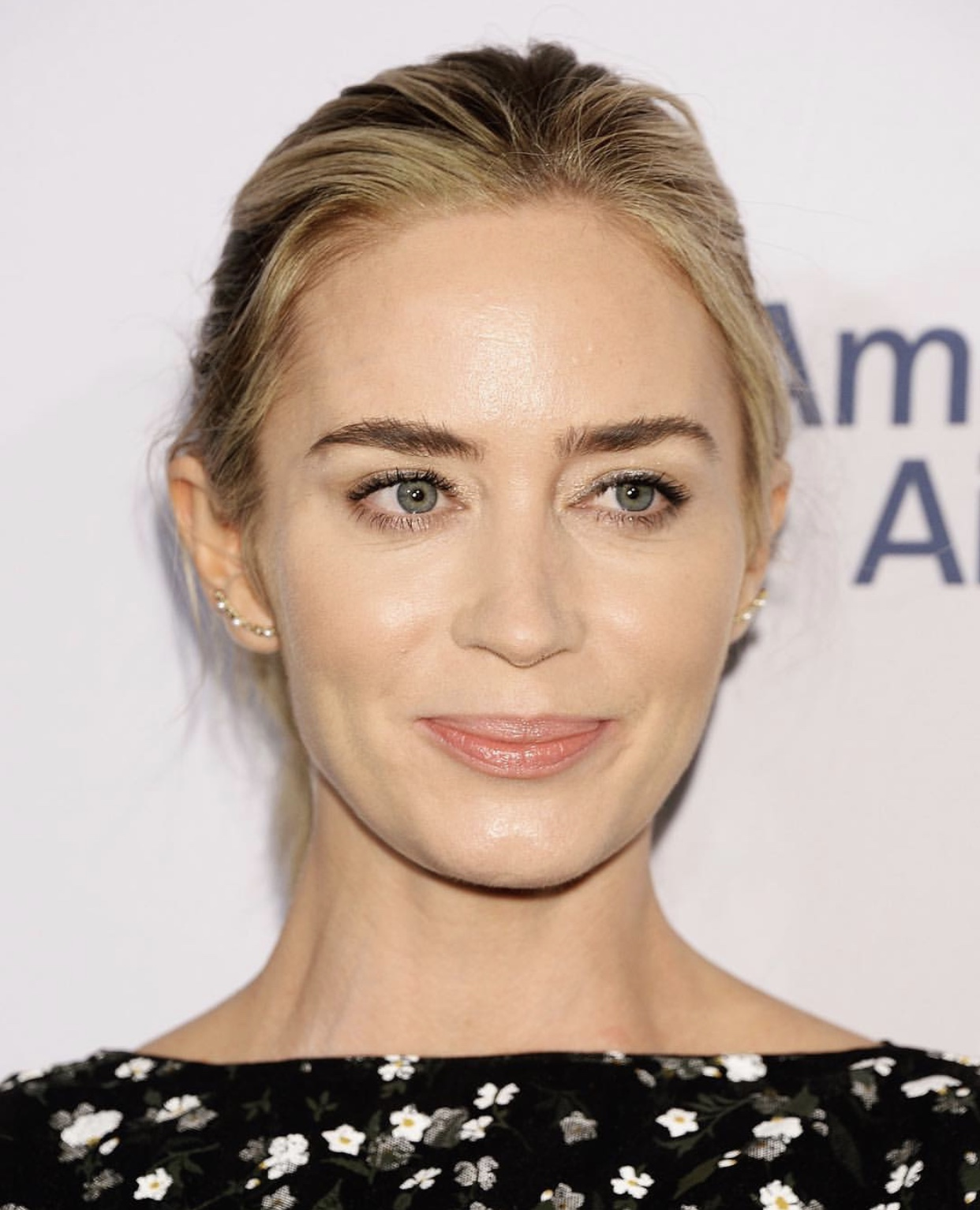 Emily Blunt at the BAFTA Tea Party