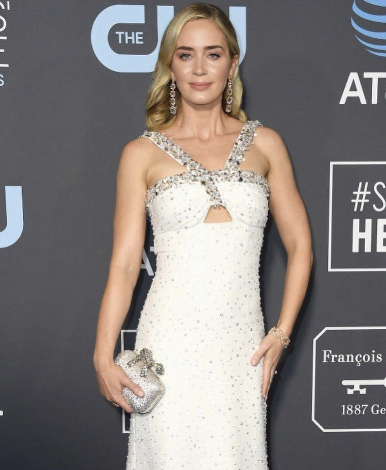 Emily Blunt at the Critics Choice Awards