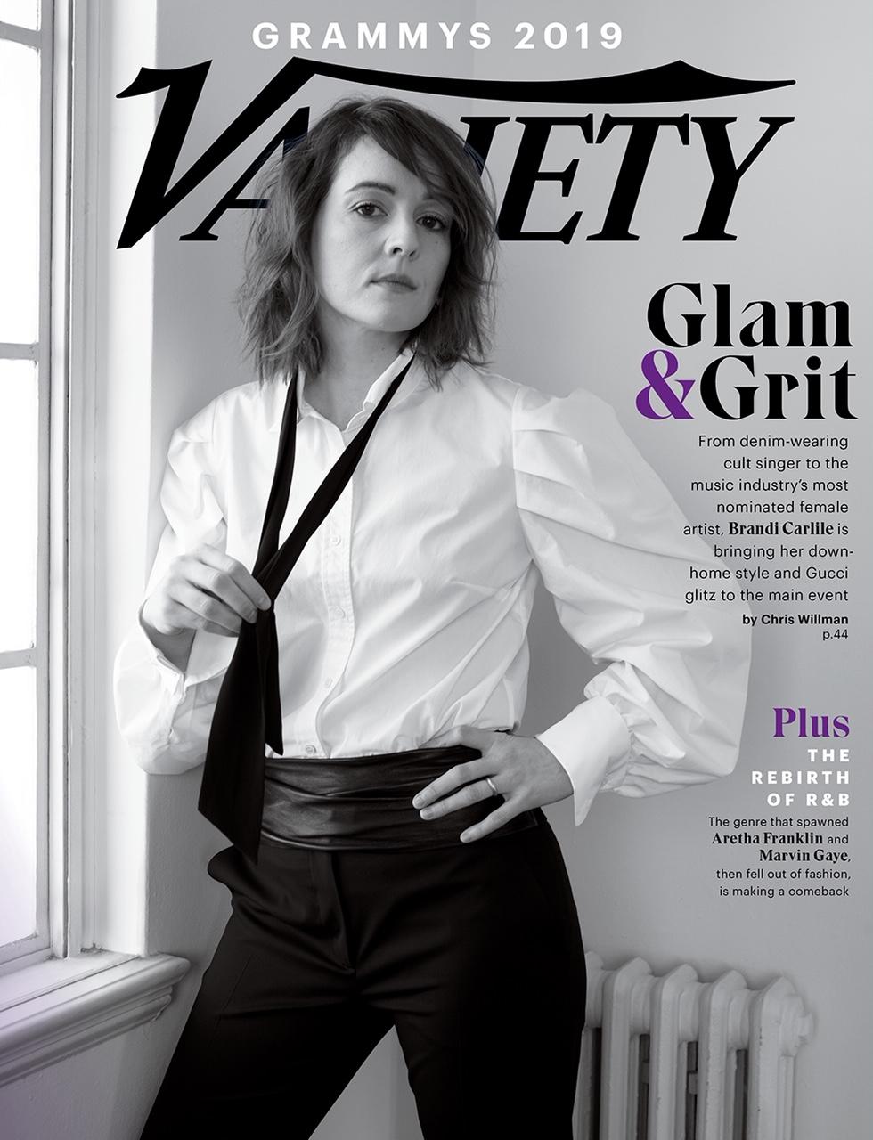 Brandi Carlile x Variety Magazine
