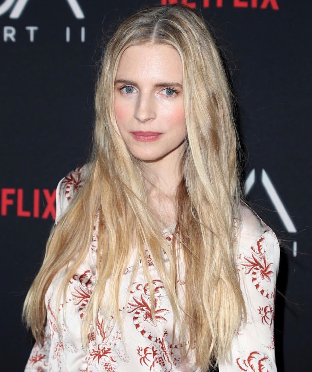 Brit Marling x The OA Part II Premiere at LACMA