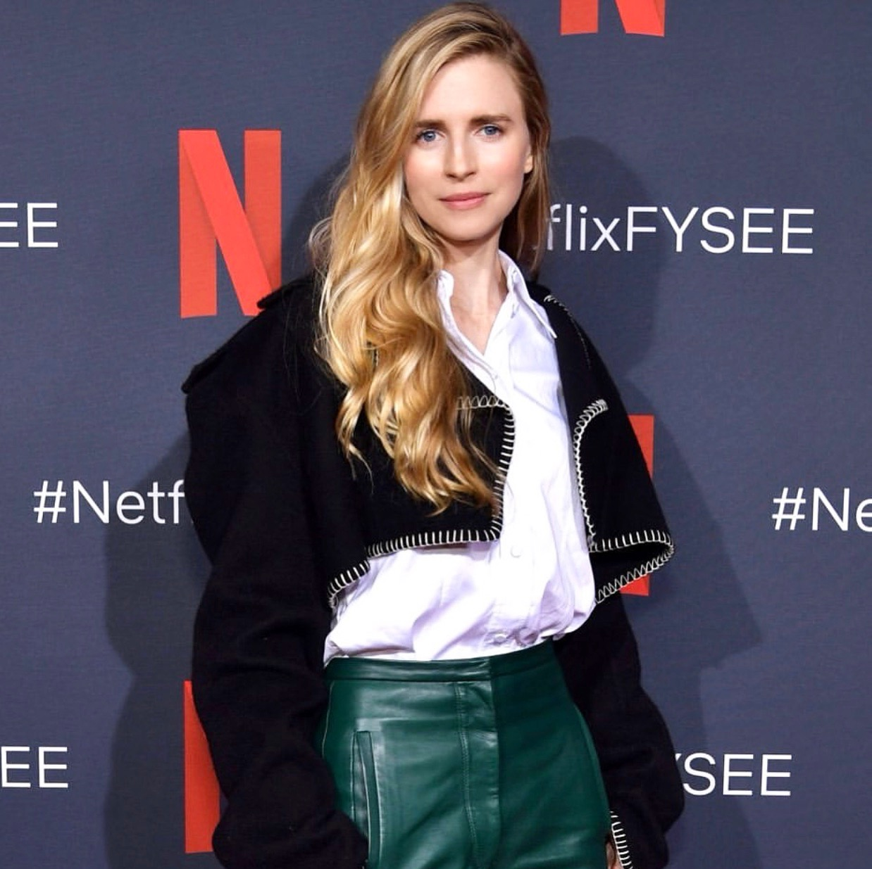 Brit Marling x the OA Part II Panel – Netflix FYSEE Change in Focus Event